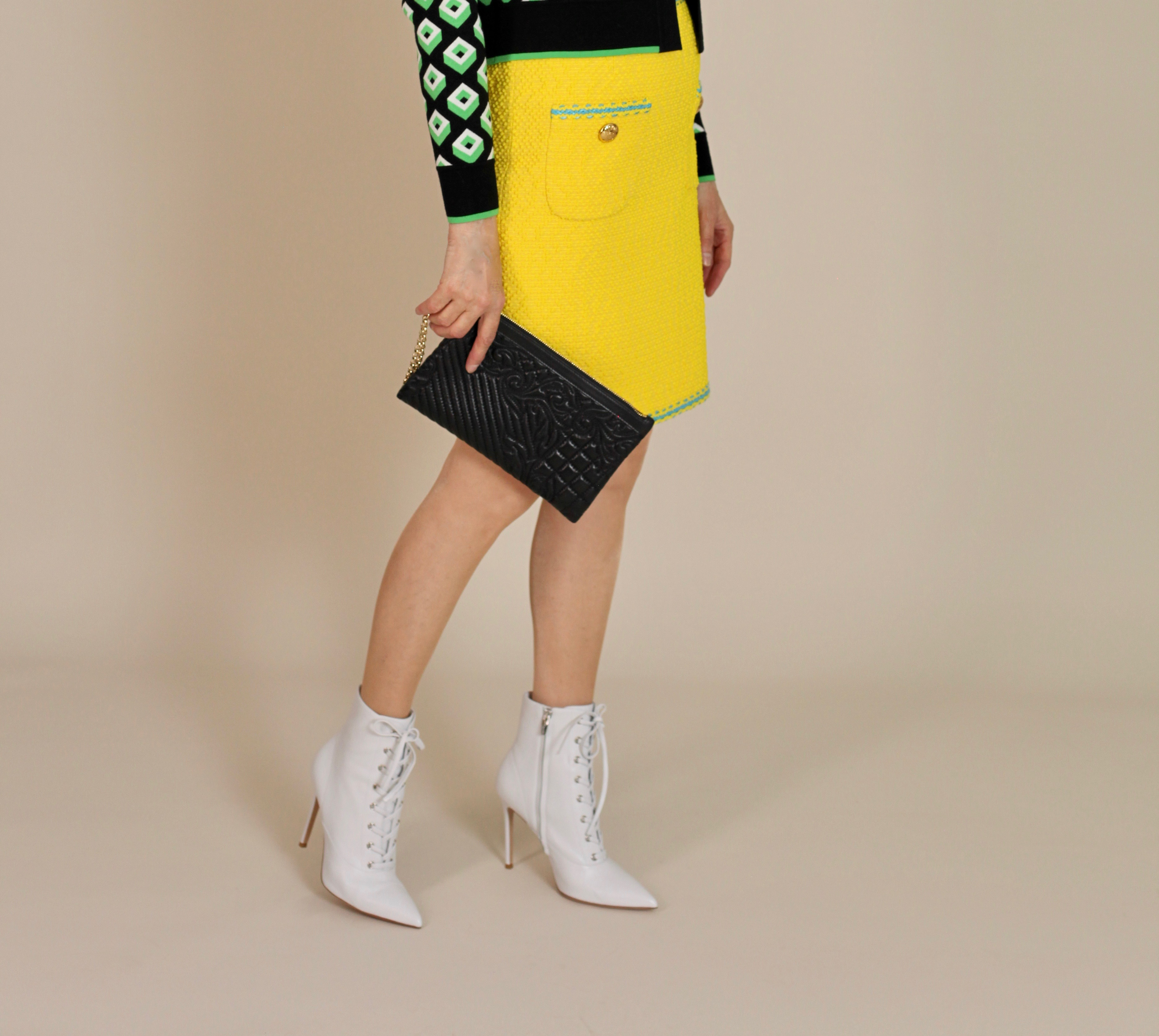 BEST OUTFIT NUMBER 7 THE YELLOW PENCIL SKIRT My Preferred hEy9d